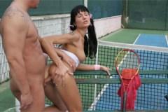Česká tenistka Sarah Twain má trenérovi co nabídnout!
