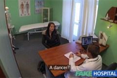 FakeHospital, aneb šoustání na české klinice (Tanečnice)