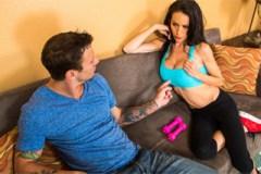 Mladík vymrdá maminu svého kámoše! (McKenzie Lee a Mr. Pete)
