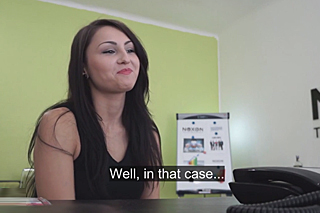 Fuck or Fired, aneb prcání v české kanceláři (Nábor nové uchazečky)