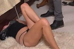 Bezmocná macecha Jodi West podrží nevlastnímu synovi – rodinné porno