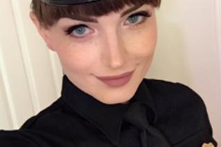 Policistka Natalie Mars v anální akci – shemale porno