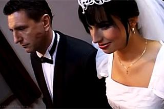 Renata Black brutálně ojetá na vlastní svatbě!