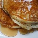 In praise of pancakes