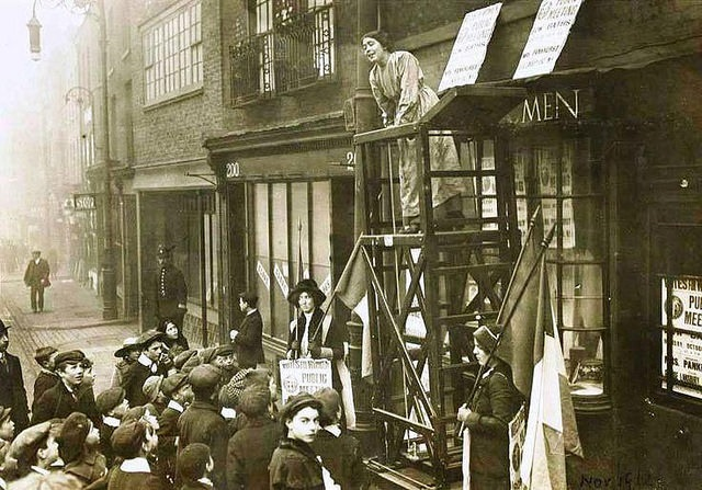 Women versus Women: The anti-Suffragists in South-West London