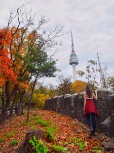 Namsan-mountain