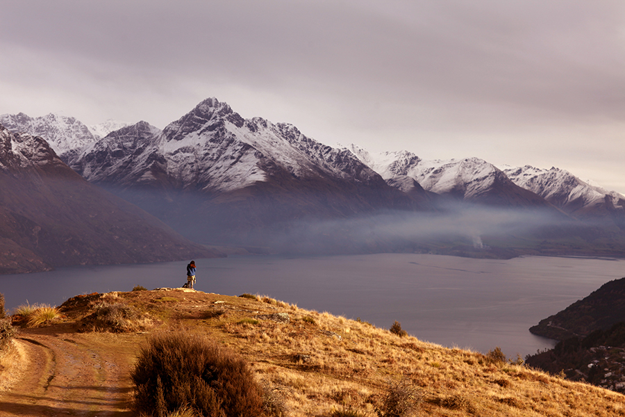 Queenstown South Island photo Diary