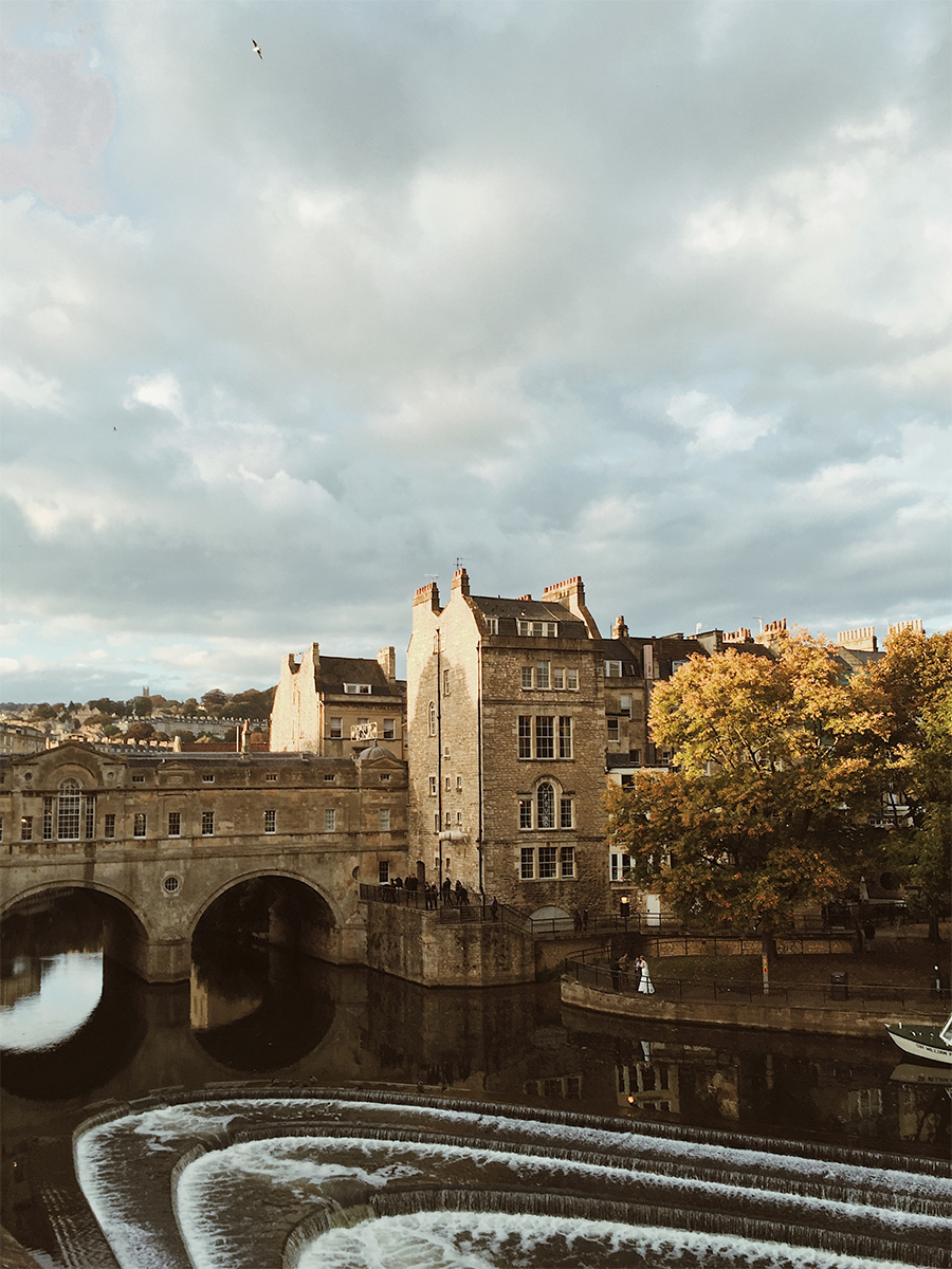 A Walk Through Bath & 6 Of Its Hidden Gems