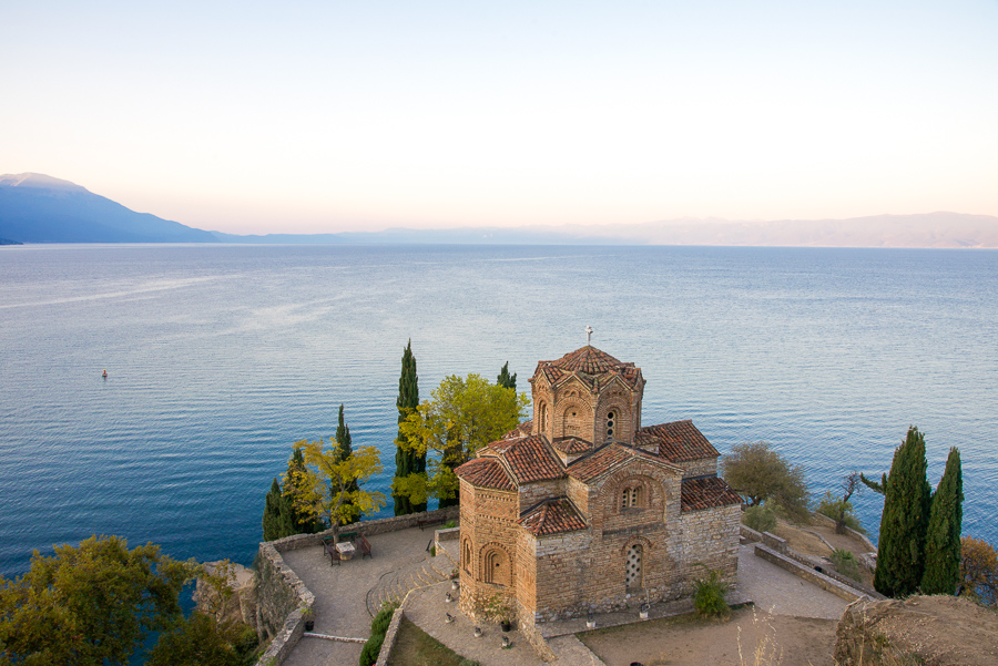 Ohrid, Northern Macedonia: From Dawn To Dusk