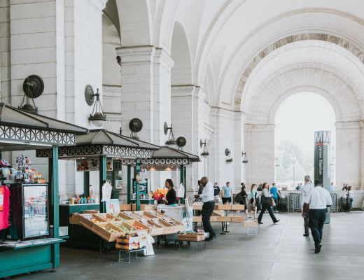 Foodie Recs Straight From A Washington, DC Local