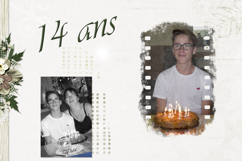 Titouan 14 ans