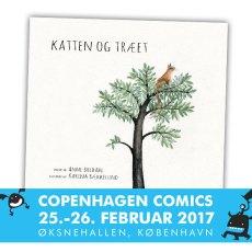 Katten og træet udkommer 25. februar 2017