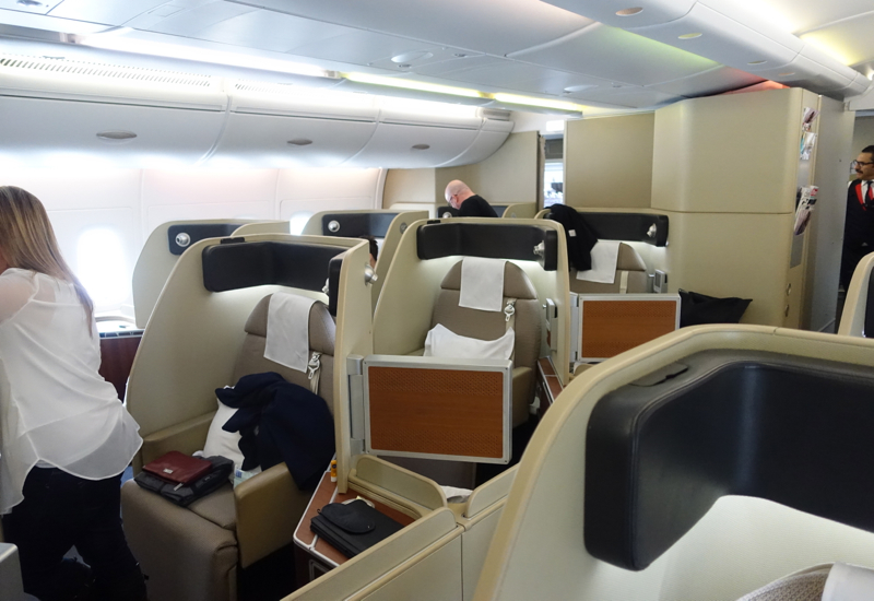 Review Qantas First Class A380 Sydney To Los Angeles