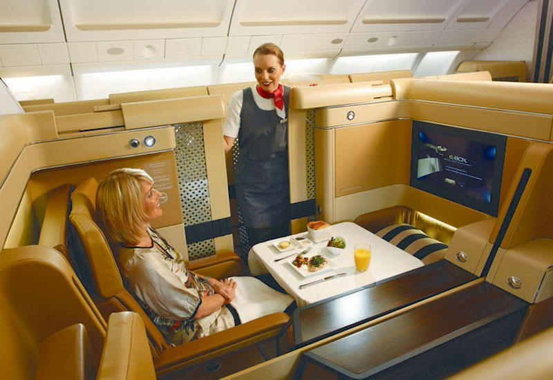 Use American Airlines Aadvantage Miles For Etihad First Class