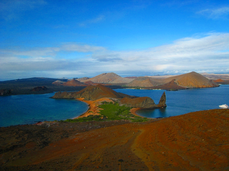 Top 20 Luxury Honeymoon Destinations-Galapagos