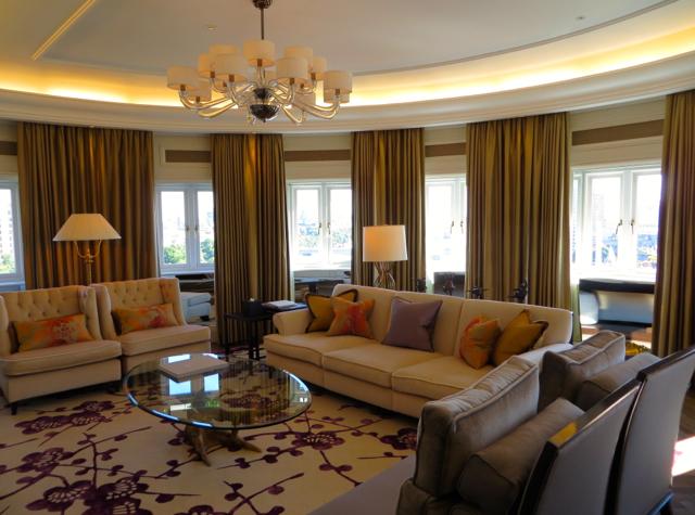 Corinthia Hotel London Review