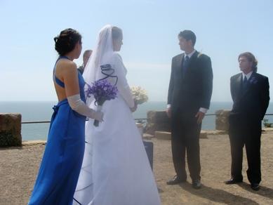 Wedding in San Francisco