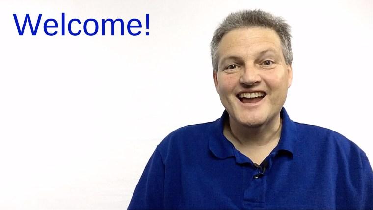 Damian Noud - Welcome!