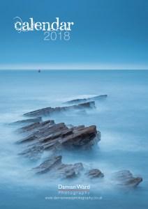 Damian Ward Photography Calendar 2018 Cover