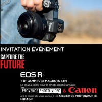 Test du Canon EOS R (versus 5D mk 4)