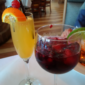 Pranzo-Drinks