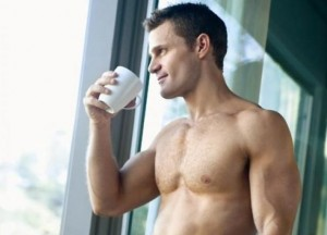 sexy-man-drinking-coffee