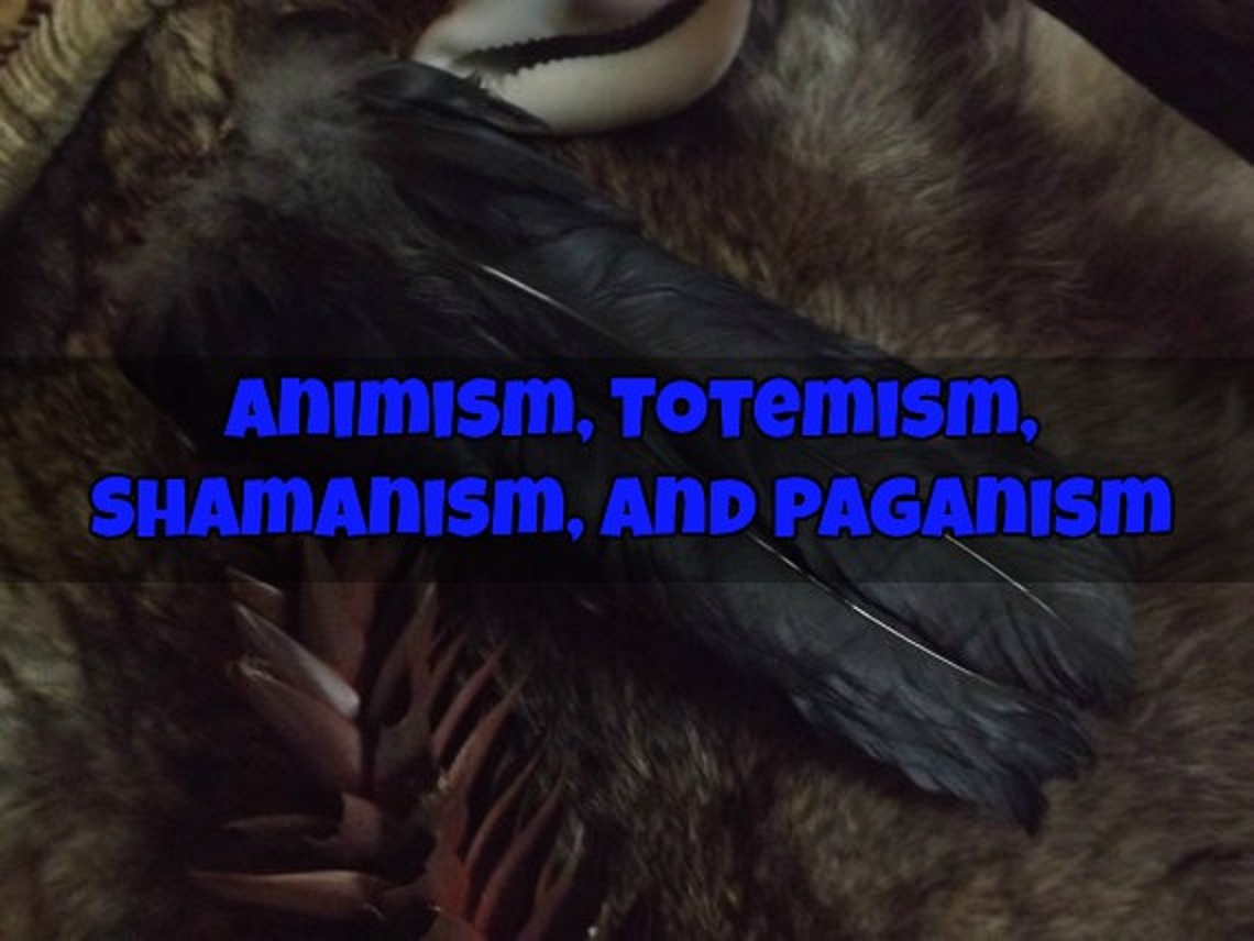 Animism  Totemism  Shamanism  and Paganism   Damien Marie AtHope Animism  Totemism  Shamanism  and Paganism