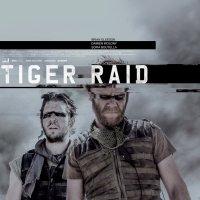 Powerful new TIGER RAID Tribeca Film Poster Revealed!