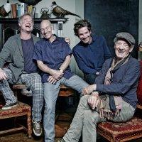 NO MAN'S LAND: Damien Molony, Owen Teale, Ian McKellen and Patrick Stewart - Cast photoshoot!