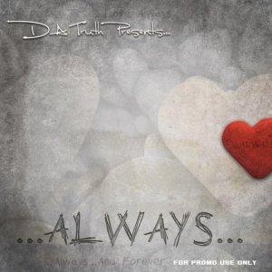 always mix cd cover da truth
