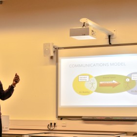 damien communications workshop presentation