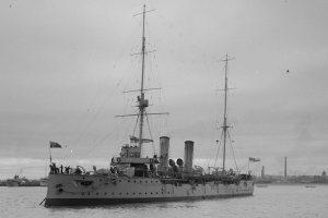 HMAS_Pioneer_by_Allan_Green_SLV_H91.325_2122