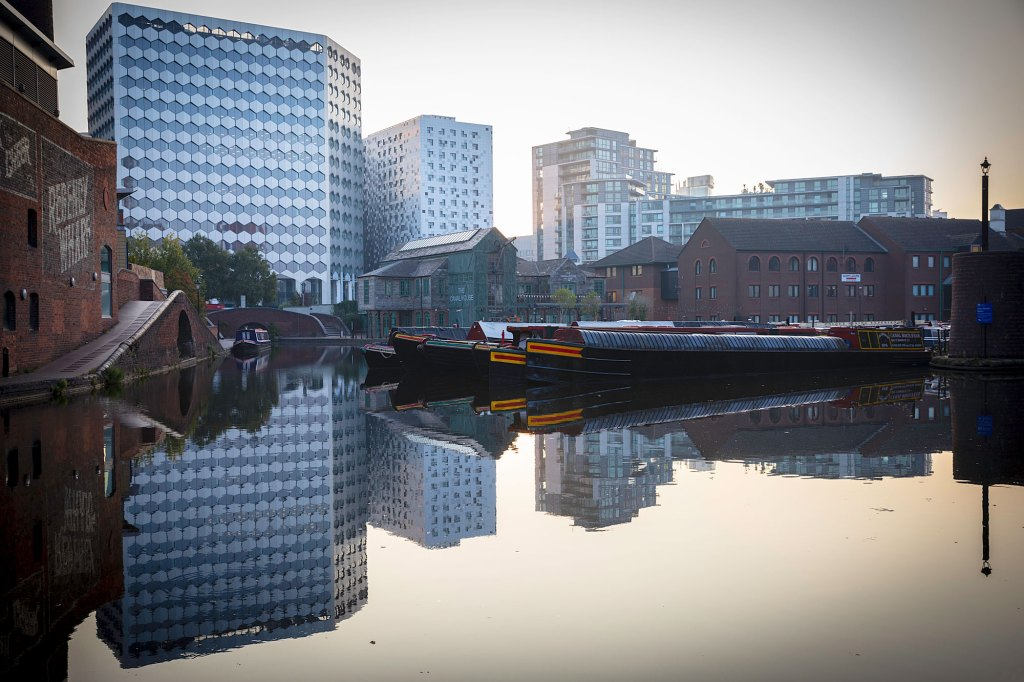 Birmingham - new vs old