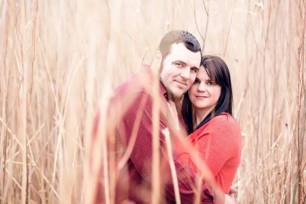 Spring Engagement Shoot at Scarborough Bluffs Toronto