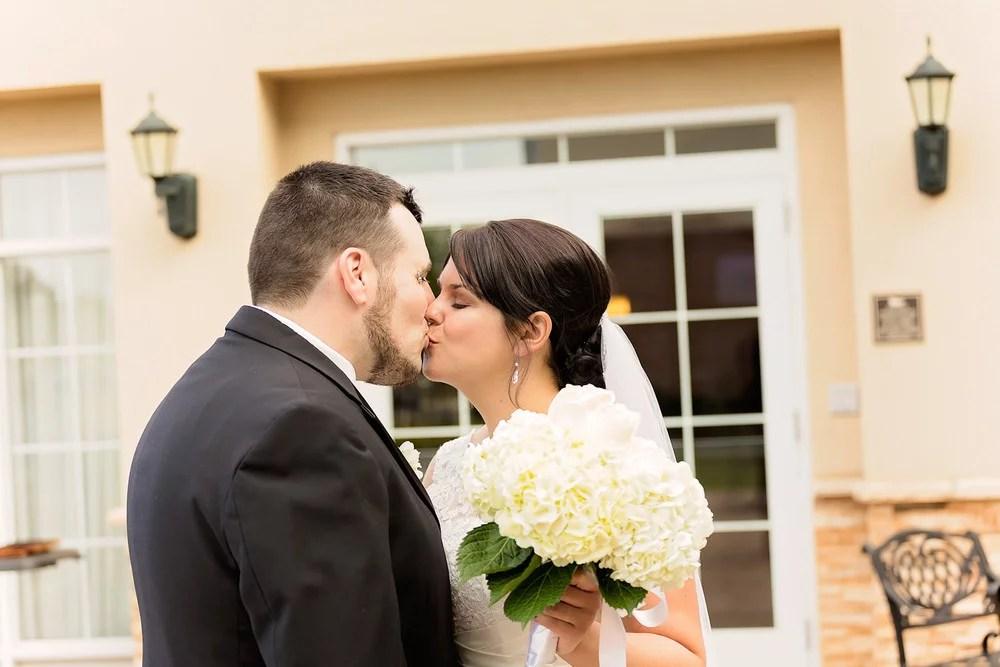 first look portrait Otellos Centre Oakville Wedding toronto wedding photographer