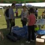 Građani, političari i NVO aktivisti čistili Ćemovsko polje