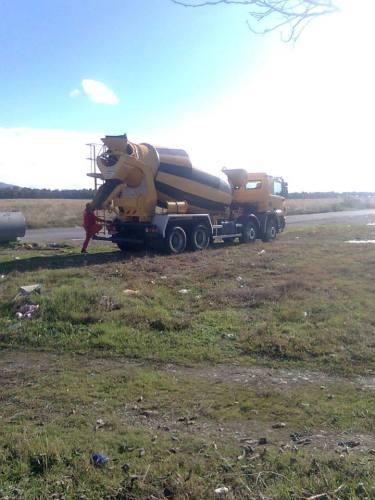 Komunalna: Genex nije kažnjen, jer su očistili ostatke betona