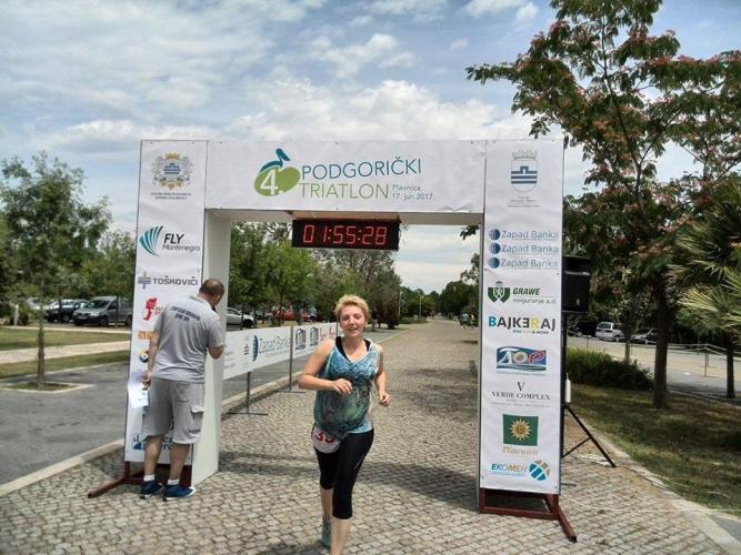 Podgorički triatlon: Jer, zaista je važno učestvovati!