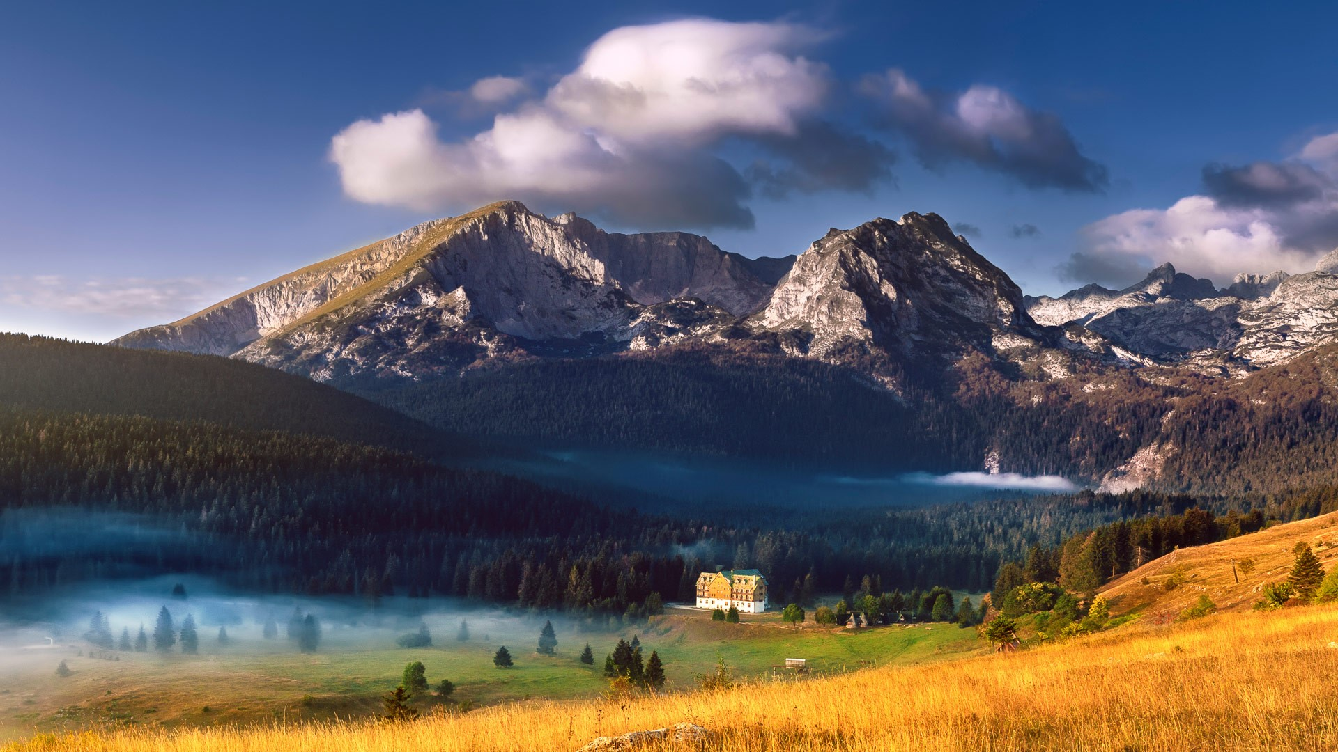 "Fotografija hotela ""Durmitor"" na Windows 10 OS"