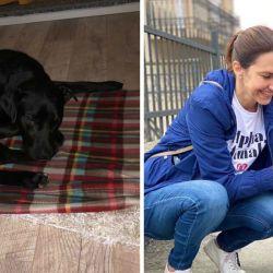 Negro putuje na Tenerife: Kristina i Brajan iz Španije vratili su se u Crnu Goru da nađu i udome psa kojeg su vidjeli samo jednom