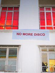 """""""No more disco"""" 2017"""