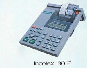 Incotex-130-F Kra device