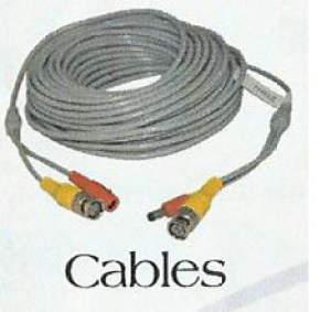 cctv cables