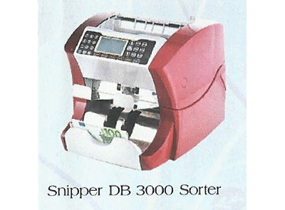 snipper db note counters