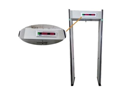 Tec-201 walkthrough metal detector image