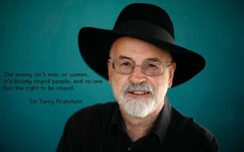 Terry Pratchett - Enemies