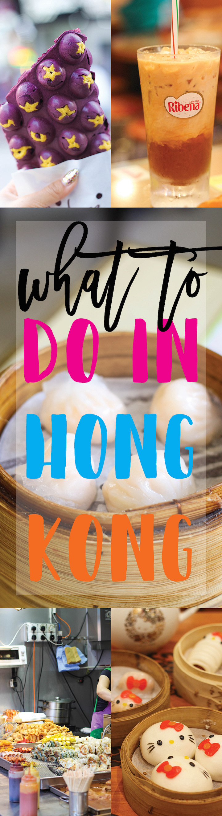 What to Do in Hong Kong - ​ The ultimate Hong Kong travel guide! What to eat, where to go and what not to do. Everything you need to know is right here!