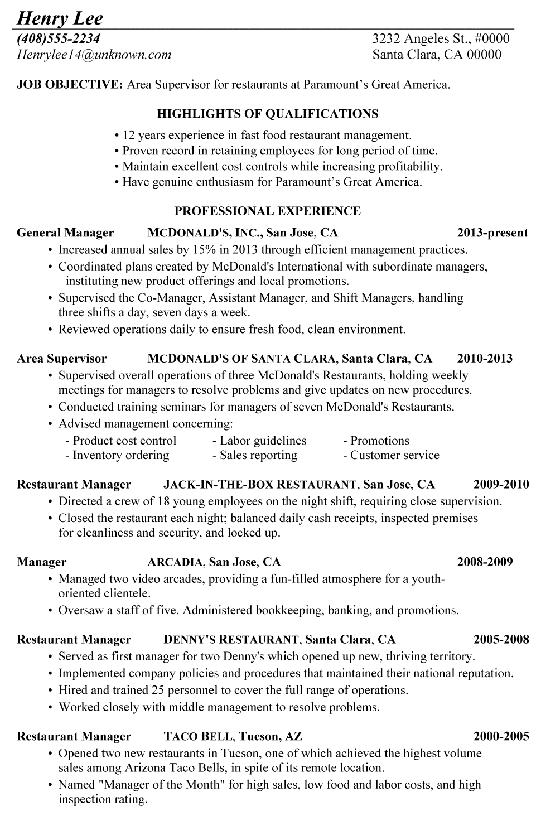 resume highlights ideas resume generator github