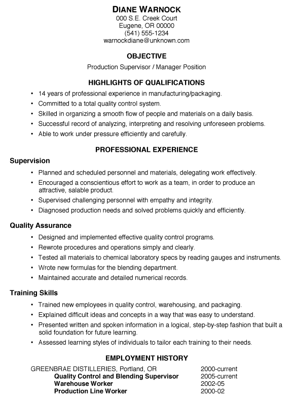 a good resume sample best resume examples for your job search