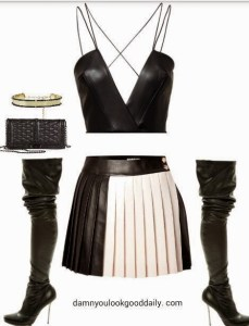 black-and-white-outfit-ideas